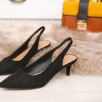 Kitten Heel-Shoe Trends