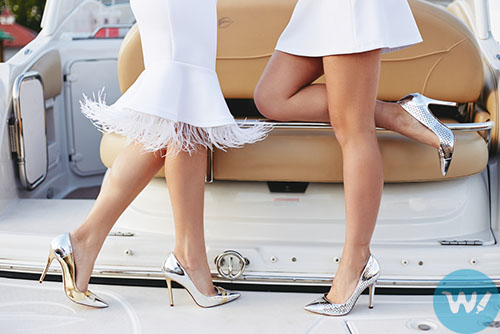 Silver Shoes-shoe trends