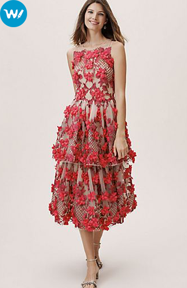 Best floral dresses for wedding