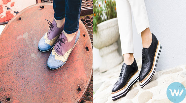 Brogues-shoe trends
